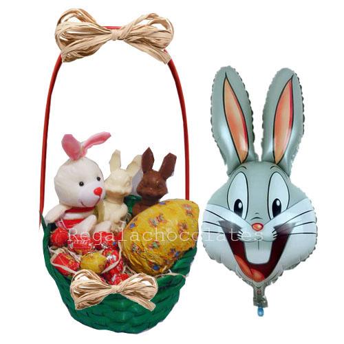 chocolates pascua resurrección