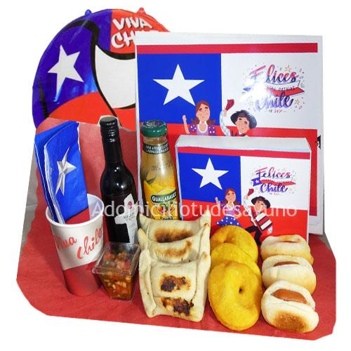 Desayuno Fiestas Patrias