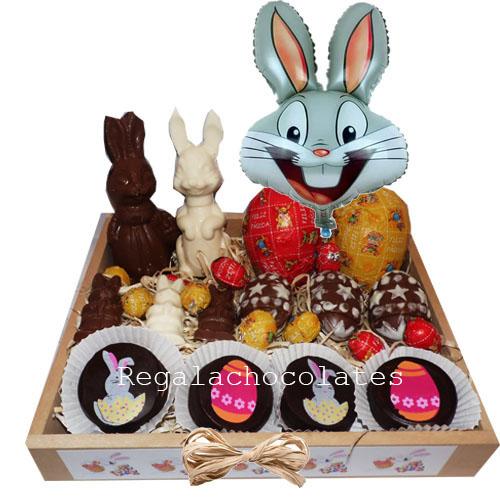 chocolates pascua resurrección a domicilio
