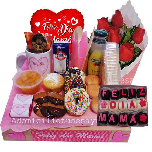 desayunos dia de la madre a domicilio