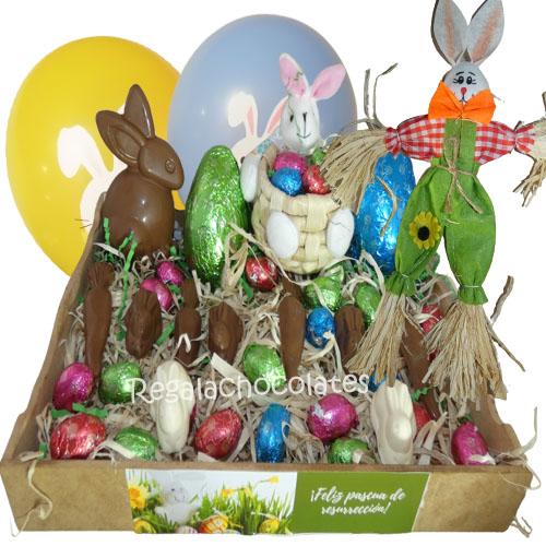 chocolates pascua