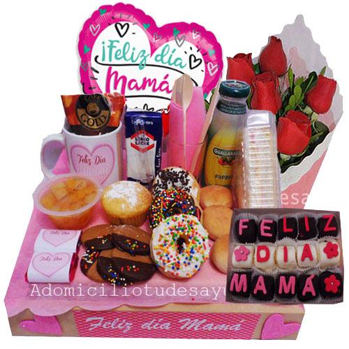 Desayunos día de la madre