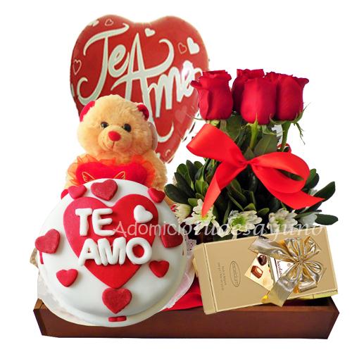Flores dia del amor