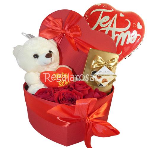 regalo día del amor